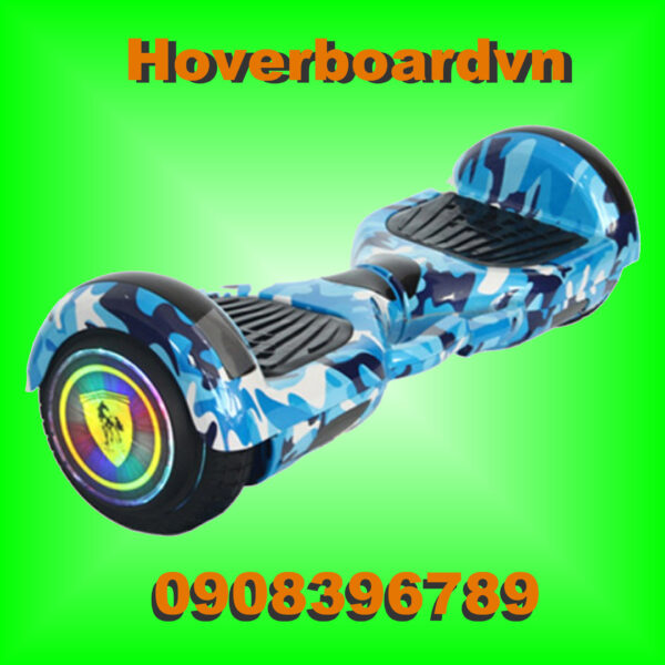 HoverBoard Multilighting Bluetooth